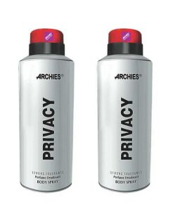 Archies Deo Privacy (set Of 2)-(code-vj580)