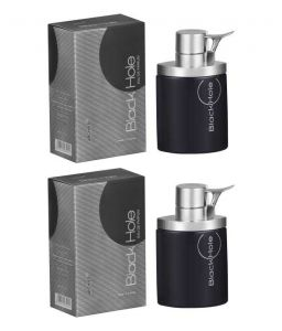 Nike,Jovan,Adidas,Aveeno,Ag,Archies Personal Care & Beauty - Archies  Perfume Black Hole (Set of 2)-(Code-VJ695)