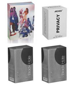 Archies Perfumes - Archies  Perfume City Gang & Black Hole & Privacy & Black is Black-(Code-VJ714)