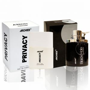 Perfumes (Unisex) - ARCHIES  PERFUME -PRIVACY & BLACK HOLE (PACK OF 2)