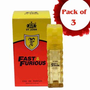 St.john Perfume Set 30ml Fast Furious (pack 3)