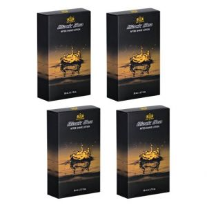 Vi John Personal Care & Beauty - Black Sea  After Shave Lotion  Set of 4