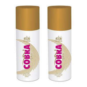 Deo Cobra Toxic 150ml Pack Of 2