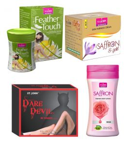 Cosmetics - St.John-Vijohn VIJOHN women Care kit-(Code-VJ350)