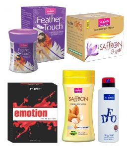 St.john-vijohn Vijohn Women Care Kit-(code-vj360)