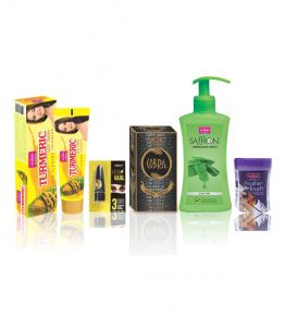 Garnier,Vi John,Neutrogena,Bourjois,Gucci,Davidoff,Uni,Khadi Personal Care & Beauty - VI-JOHN Women Beauty Kit- (Code-WCK02)