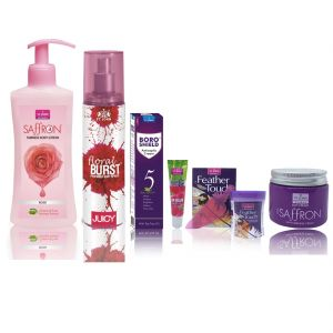 Garnier,Vi John,Neutrogena,Bourjois,Gucci,Himalaya Personal Care & Beauty - VI-JOHN Women Winter Care Kit- (Code-WWK005)