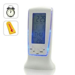 Digital LED Light Alarm Clock 510