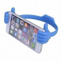 Thumb Ok Design Stand Holder For Mobile Phone Tablets Ipad iPhone Note 4 3