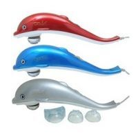 Original - Dolphin Infrared Hammer Full Body Massager 3 Attachments