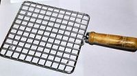 Stainless Steel Barbecue Grill Roasting Net