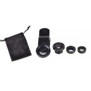 Trioflextech Mobile Combo Otg Cable, Lens And Ok Stand