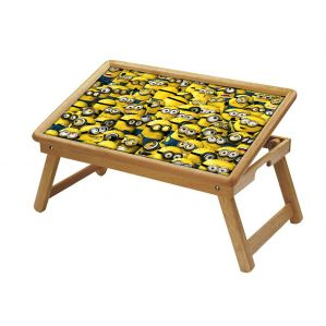 Multipurpose Foldable Wooden Study Table (002)
