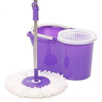 Easy Mop/magic Mop With Dual Spinners