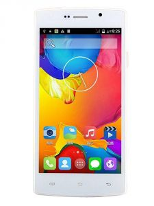 Adcom Kitkat A-54 Quad Core With Free Flipcover & Screen Guard