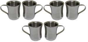 Dynamic Store Set Of 2 Double Wall Dhol Cups - Ds_144