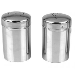 Dynamic Store Set Of 2 Classic Salt And Pepper Shaker - Ds_270