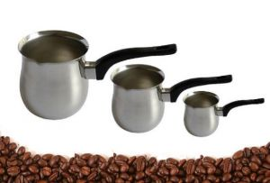 Cookware sets - Set of 3 Coffee Warmers