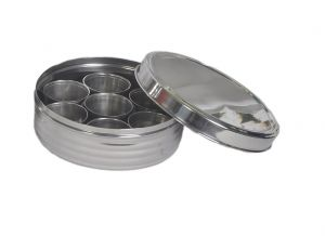Stainless Steel Utility Spice Box