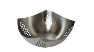 Dynamic Store Stainless Steel Tilak Fruit Basket - Ds_88