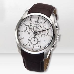 Tissot Watches - Imported Tissot Couturier T035.617.16.031.00 Chronograph Men Wrist Watch