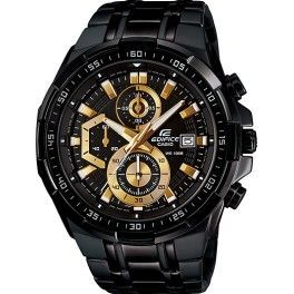 Casio Mens' Watches   Round Dial   Metal Belt   Analog - Imported Casio Edifice Wrist Watch- Efr-539bk-1avudf (ex187)