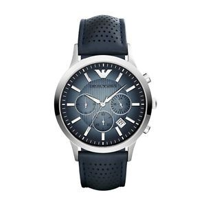 Imported Emporio Armani Classic Chronograph Ar2473 Men Wrist Watch