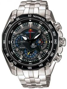 Mens' Watches   Round Dial   Metal Belt   Analog - Casio 550 Red Bull Series Watch For Men