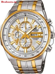 Mens' Watches   Round Dial   Metal Belt   Analog - Imported Casio EFR 549 Watch for men by DEAL SASTA