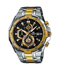 Casio Mens' Watches   Round Dial   Metal Belt   Analog - Casio Efr-539sg-1avudf Men's Watch - Ex188