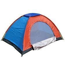 Anti Ultraviolet Four 4 Person Outdoor Camping Tent Portable Tent