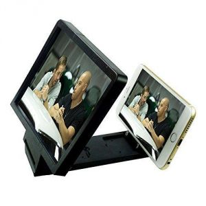 Universal Mobile Phone Analog 3d Screen Enlarge X 3 Movie Theater
