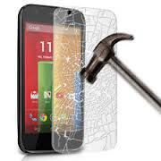 Motorola Moto G2 Tempered Glass Screen Scratch Protector Guard