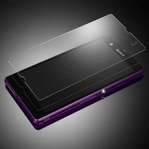 Wellberg Curve Edges 2.5d Tempered Glass For Sony Xperia T2 Ultra