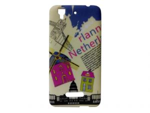 Kelpuj Multicolor Mobile Back Cover For Micromax Yu Yureka Aq5510