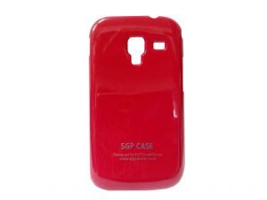 Kelpuj Pink Mobile Back Cover For Samsung Galaxy Ace 2 (gt-i8160)