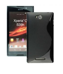 Kelpuj Mobile Back Case Cover For Sony Xperia C S39h-(code-kel-azas296067036)