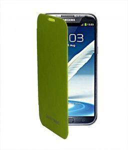 Koloredge Mobile Phones, Tablets - Koloredge Flip Cover For Samsung Galaxy Note 2 - Green