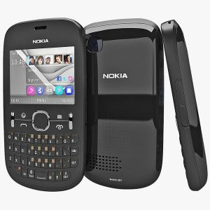 Nokia Asha 201 Mobile Phone Body (housing Only)
