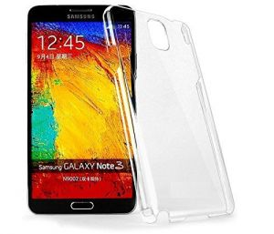 Tos Back Cover Forsamsung Galaxy Note 3 Clear/transparent Silicon Case