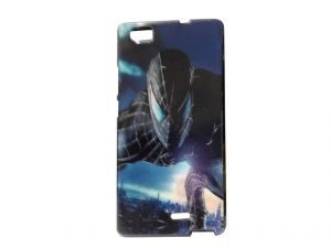 Kelpuj Mobile Back Case Cover For Intex X5 4G