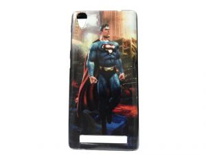 Kelpuj Mobile Back Case Cover For Intex Aqua Power Plus-(code-kel-as296066933)