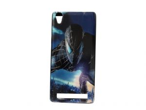 Kelpuj Mobile Back Case Cover For Intex Aqua Power Plus-(code-kel-as296066930)