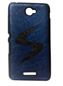 Kelpuj Multicolor Mobile Back Cover For Sony Xperia E4