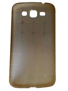 Kelpuj Rubber Gold Back Cover For Samsung Galaxy Grand Prime Sm-g530 - Keivcl-as29606836