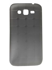 Kelpuj Rubber Black Back Cover For Samsung Galaxy Core Prime Sm-g360 - Keivcl-as29606850