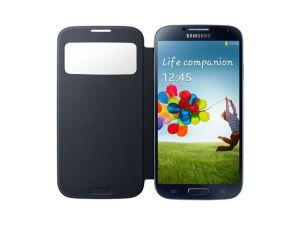 Samsung Galaxy S4 I9500 Flip Cover Caller ID Book Case