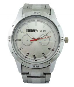 Elvace Silver Aromson Men Watches - (product Code - 501)