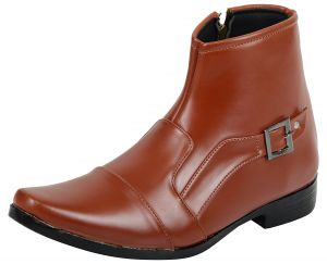 Elvace Brown Desert Boot-5011