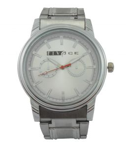 Elvace Silver Bloom Men Watches - (product Code - 502)